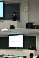 環境工学コース特別研究発表会を開催しました(2019年2月15日)