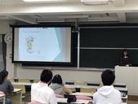 学外実習報告会を開催しました(2018年11月13日)